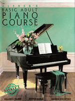 Alfred's Basic Adult Piano Course : Lesson Book Level Two - Manus Morton