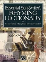 Essential Songwriter's Rhyming Dictionary : Pocket Size Book - Kevin M Mitchell