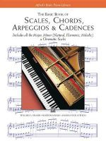 Basic Book of Scales, Chords, Arpeggios and Cadences :  Basic Book - Morton Manus