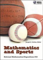 Mathematics and Sports : Studies in Computational Intelligence