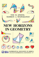 New Horizons in Geometry - Tom M. Apostol