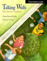 Talking Walls : The Stories Continue - Margy Burns Knight