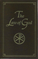 The Law of God : For Study at Home and School - Seraphim Slobodskoi