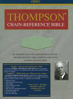 Thompson Chain Reference Bible-NIV - Kirkbride Bible Company