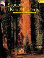 Sequoia & Kings Canyon : The Story Behind the Scenery - John J Palmer