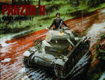 Panzer II - Horst Scheibert