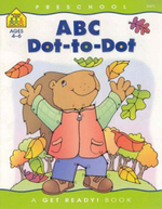 ABC Dot-To-Dot : Preschool, Ages 4-6 - Joan Hoffman