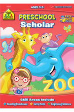 Preschool Scholar : Ages 3-5 - Joan Hoffman
