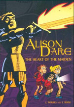 Alison Dare, The Heart of the Maiden - J. Torres
