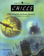 Chills : 12 Chilling Tales and Exciting Adventures : with Exercises to Help You Learn - Burton Goodman