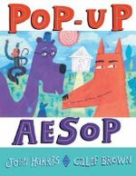 Pop-up Aesop : Getty Trust Publications: J. Paul Getty Museum Ser. - John Harris