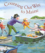 Counting Our Way to Maine - Maggie Smith