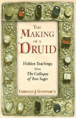 The Making of a Druid : Hidden Teachings from the Colloquy of Two Sages - Christian J. Guyonvarc'h