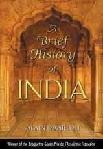 A Brief History of India : No - Alain Danielou