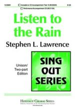 Listen to the Rain - Stephen L. Lawrence