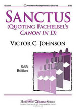 Sanctus : Quoting Pachelbel's