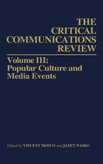 Popular Culture and Media Events