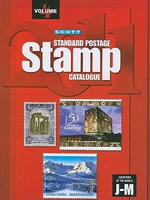 Scott Standard Postage Stamp Catalogue, Volume 4 : Countries of the World J-M