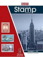 Scott Catalogue Volume 2 - (Countries C-F) : Standard Postage Stamp Catalogue