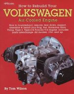 Rebuild Aircooled VW Engines HP255 - Tom Wilson