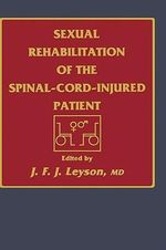 Sexual Rehabilitation of the Spinal-cord Injured Patient