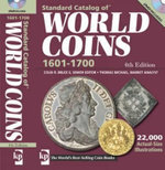 Standard Catalog of World Coins 1601-1700 : Seventeenth Century [With DVD]