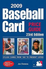 2009 Baseball Card Price Guide - Joe Clemens