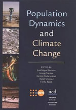 Population Dynamics and Climate Change : Cairo Papers in Social Science 30/2 - United Nations