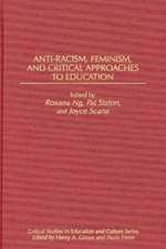 Anti-racism, Feminism and Critical Approaches to Education : Cultural Therapy with Teachers and Students