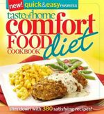 Comfort Food Diet Cookbook : Comfort Food Diet Cookbook: New Quick & Easy Favorites: Slim Down with 380 Satisfying Recipes!
