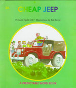 Cheap Jeep : A Predictable Word Book - Janie Spaht Gill