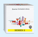Bowmar Orchestral Library 2 : CDs Boxed Set