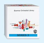 Bowmar Orchestral Library 3 : CDs Boxed Set