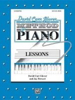 David Carr Glover Method for Piano Lessons :  Level 1 - David Glover