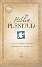 Biblia Plenitud = Spirit-Filled Life Bible - Not Available 