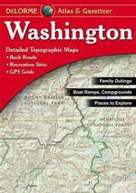 Washington - Delorme5t -OS - Rand McNally