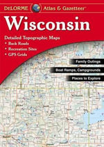 Wisconsin - Delorme 7t - Rand McNally