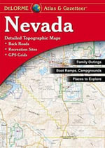 Nevada Atlas and Gazetteer - Rand McNally