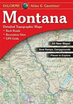 Delorme Montana 4th /E - Rand McNally
