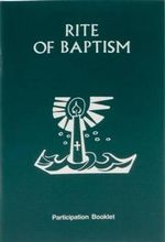 Rite of Baptism Booklet - Catholic Book Publishing Co