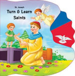 Saint Joseph Turn & Learn Saints - Catholic Book Publishing Co