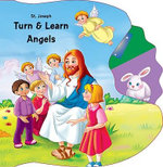 Saint Joseph Turn & Learn Angels - Catholic Book Publishing Co