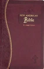 Saint Joseph Medium Size Gift Bible-NABRE - Catholic Book Publishing Co