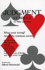 Judgement at Bridge - Mike Lawrence