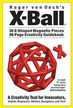 X-Ball-Red : A Creativity Tool for Innovators - Roger von Oech