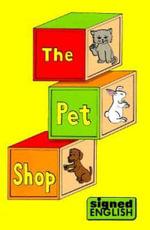 Pet Shop : Signed English S. - Karen L. Saulnier