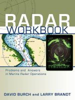 Radar Workbook - David Burch