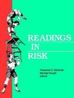 Readings in Risk : Rff Press Ser. - Theodore S. Glickman