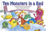 Ten Monsters in a Bed - Kathleen Dunne