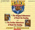 Hank the Cowdog CD Pack #1 : The Original Adventures of Hank the Cowdog/The Further Adventuresof Hank the Cowdog - John R Erickson